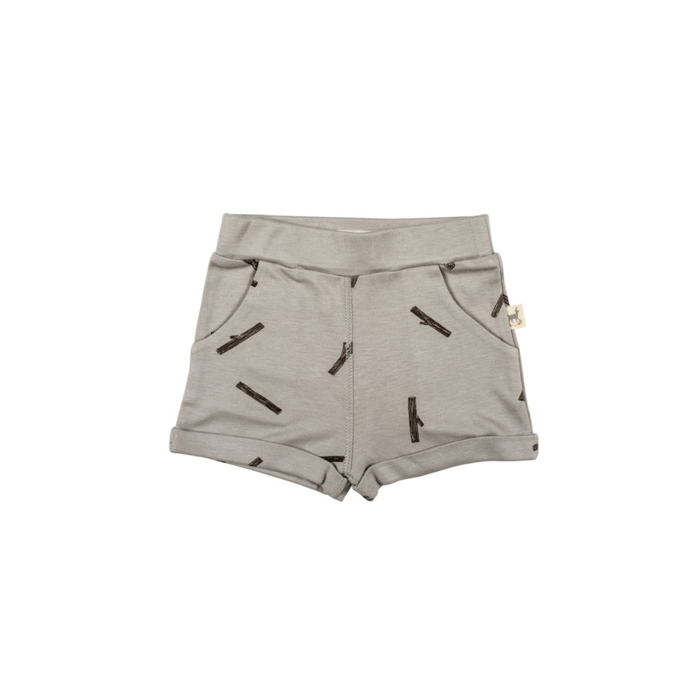 SHORT RED CARIBOU MODELO TIMBER / WARM