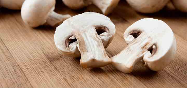 champignones receta