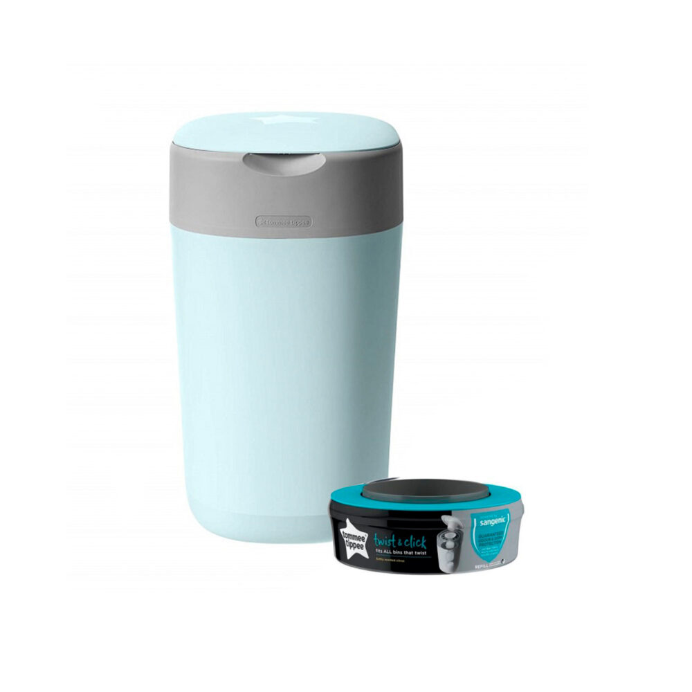 SISTEMA PARA DESECHAR PAÑALES TWIST & CLICK TOMME TIPPEE