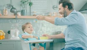 Prácticos trucos para introducir frutas y verduras en la alimentación del bebé