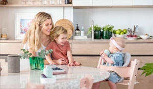¿Como elegir la silla de comer adecuada para tu bebé?
