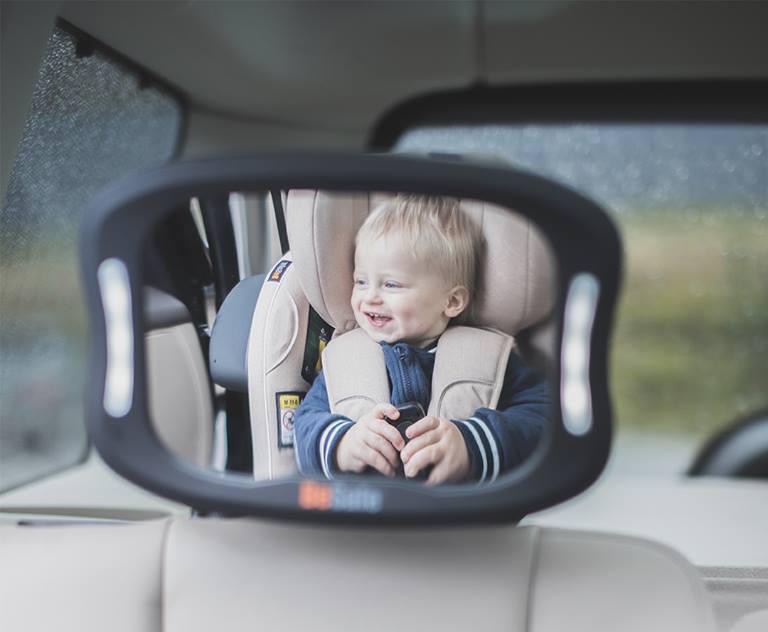 tips para viajar auto hijos
