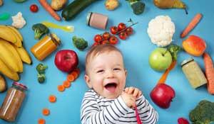 Introduccion de alimentos - alimentacion complementaria