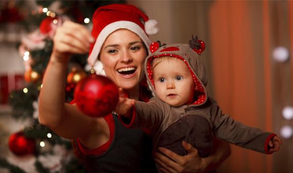 ¿Qué puedes comer y beber en Navidad durante la lactancia?