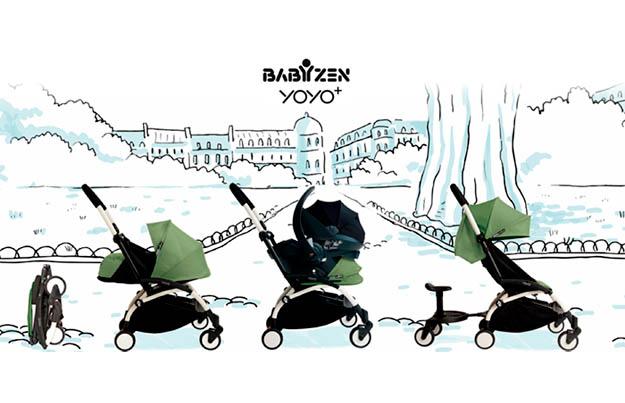 baby zen yoyo modelos