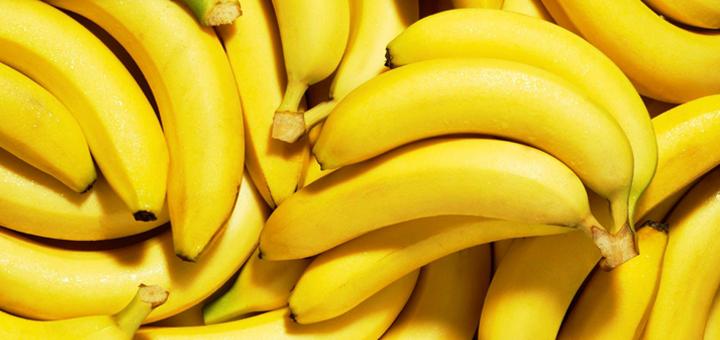 Puré de Arándanos y Plátano