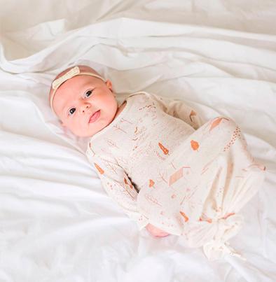 vestimenta bebe frio