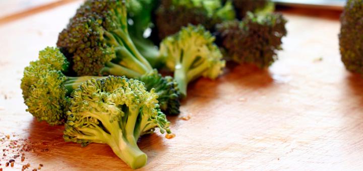 Puré de Brócoli, Pollo y Arroz