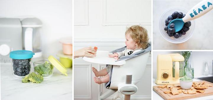 Consejos para preparar las papillas del bebé