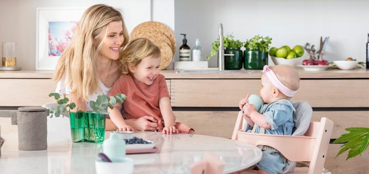 La regla de los tres días para prevenir alergias alimentarias en niños