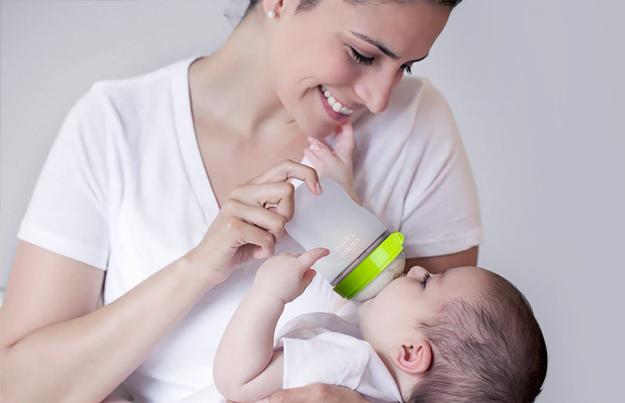 La alimentación y el sueño del bebé