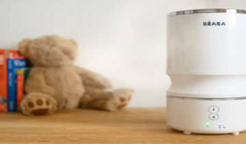 Humidificador de Aire: bueno para el bebé y para la familia