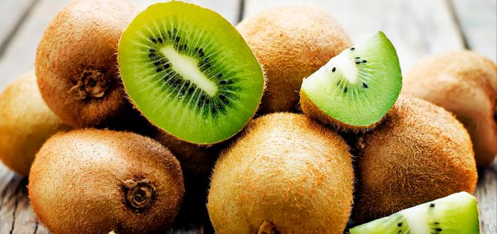 Papilla de Kiwi y Plátano