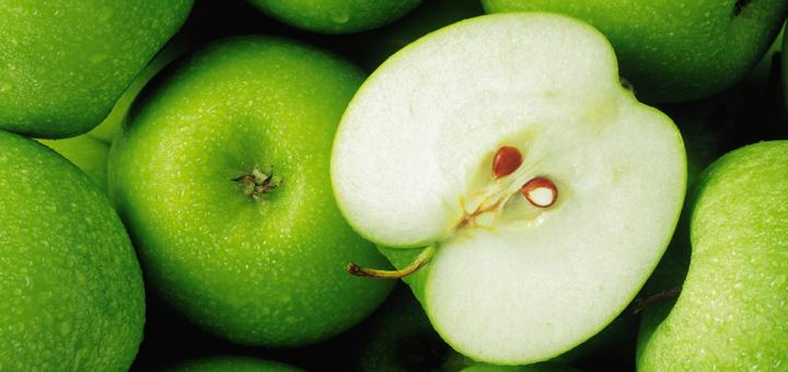 Pure de Brócoli y Manzana