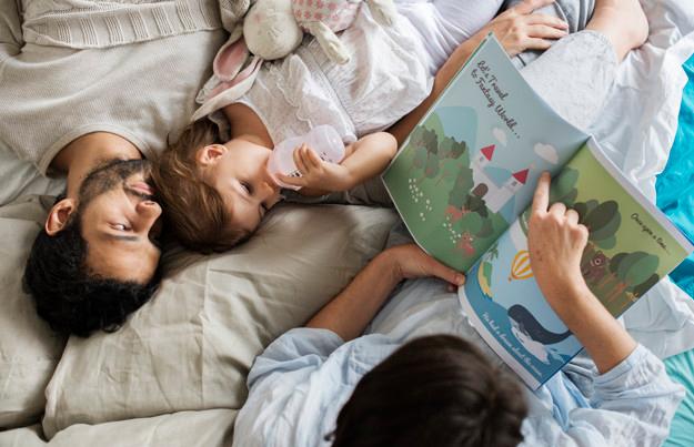 libros familiares bebe