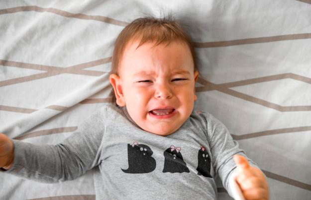 primer resfriado bebe