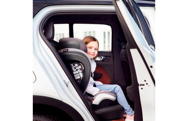 usar silla auto bebe