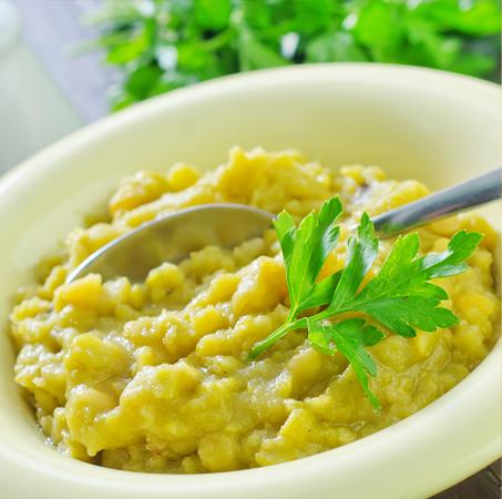 receta pure verduras arroz carne