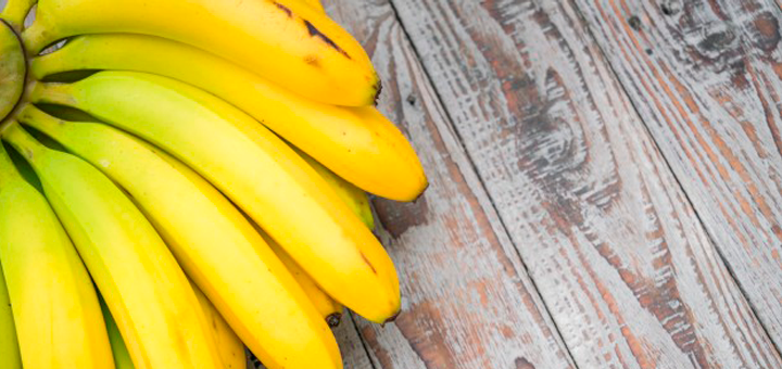 Papilla de Plátano y Avena