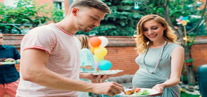 ¿Qué no puede comer una embarazada?