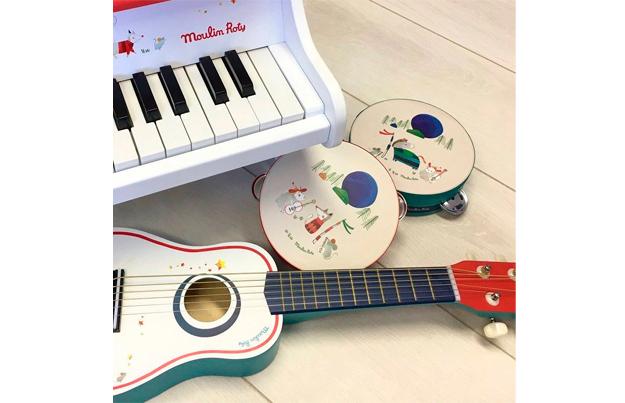 instrumentos musicales bebe