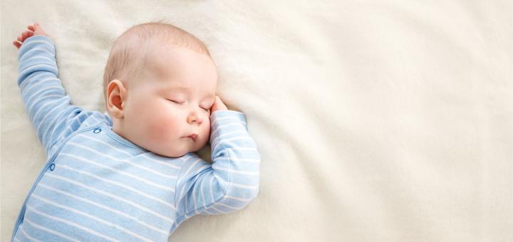 ¿Cómo es el sueño del bebé de 0 a 3 meses?