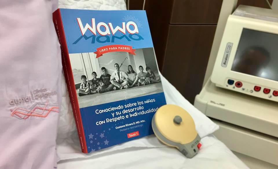 wawa libro para padres