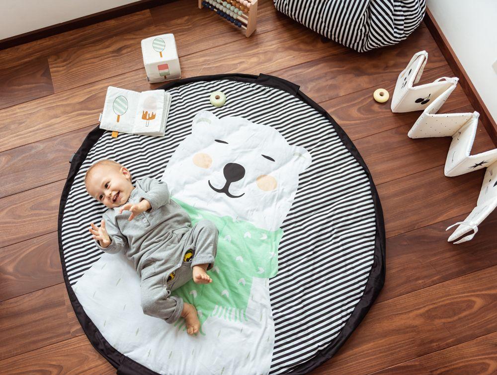 Indicadores del desarrollo de bebés de 0 a 1 año