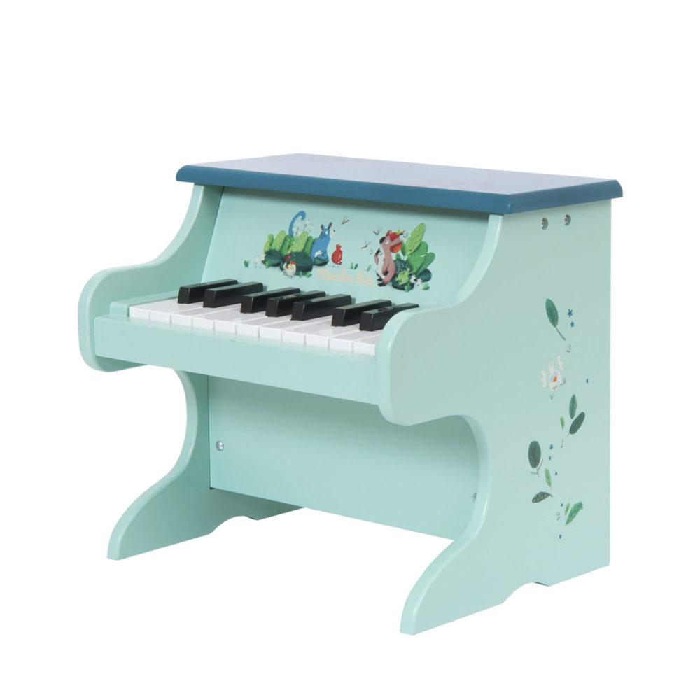 PIANO DE MADERA COLECCIÓN LA JUNGLE