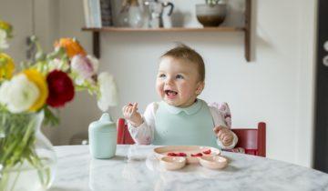 ¿Cómo hacer las primeras papillas y purés del bebé?