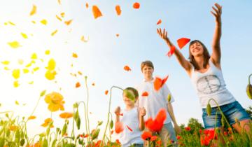 Consejos para aprender y educar a los niños con optimismo
