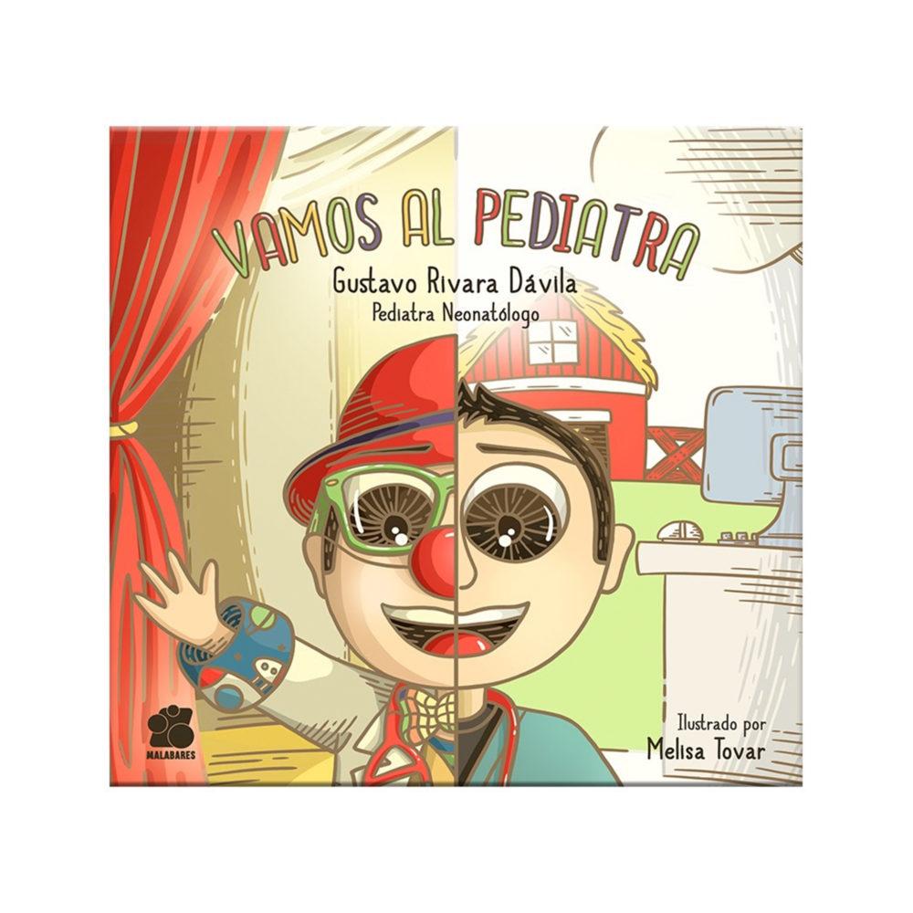 PACK DE LIBRO WAWA Y VAMOS AL PEDIATRA DEL DR. GUSTAVO RIVARA