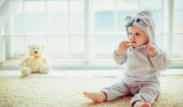 Consejos para proteger a tu bebé del frío dentro y fuera de casa