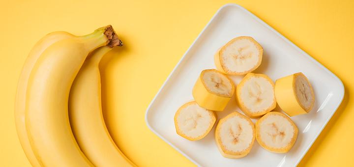 Panqueques de Plátano