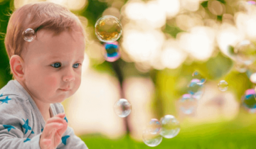 Indicadores del desarrollo del bebé de 0 a 1 año